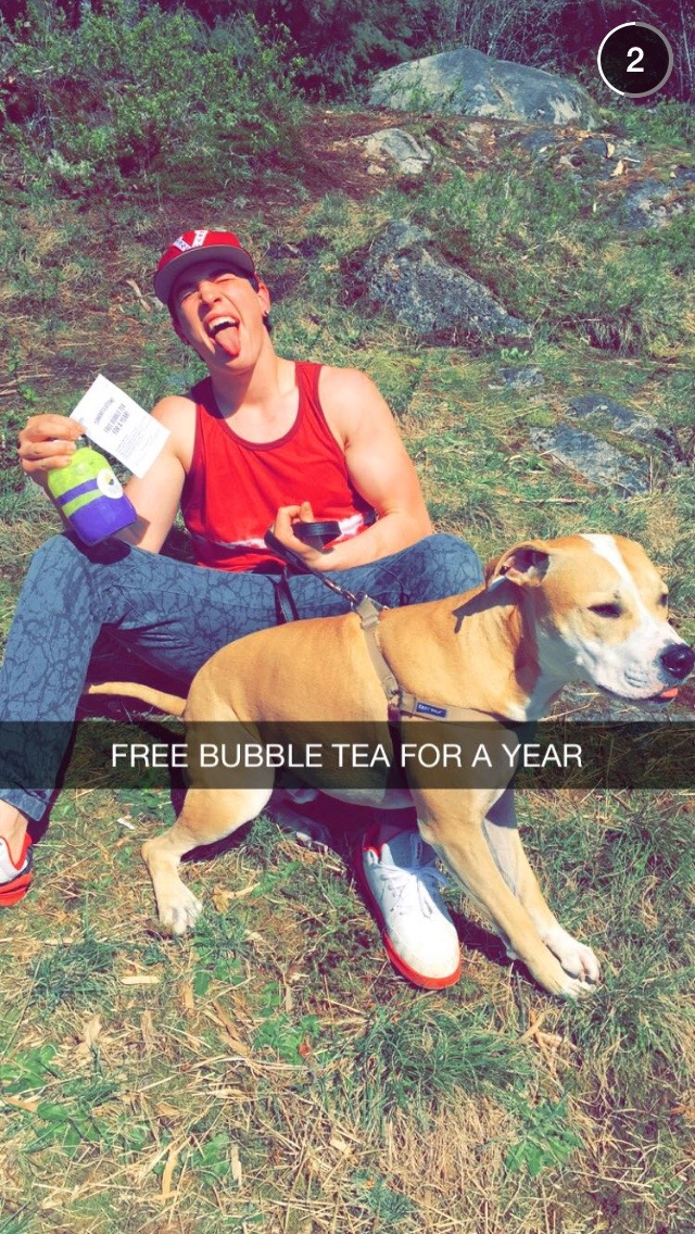 Free Bubble Tea for a Year