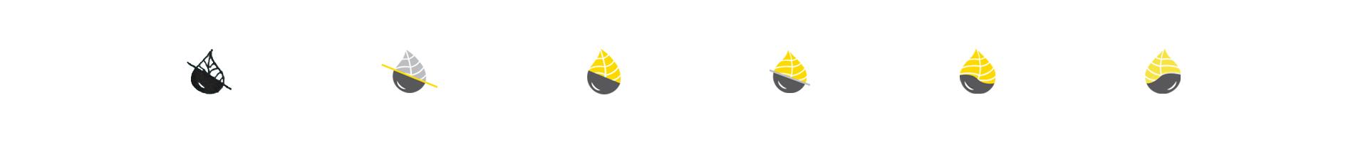 History of Blend Logo