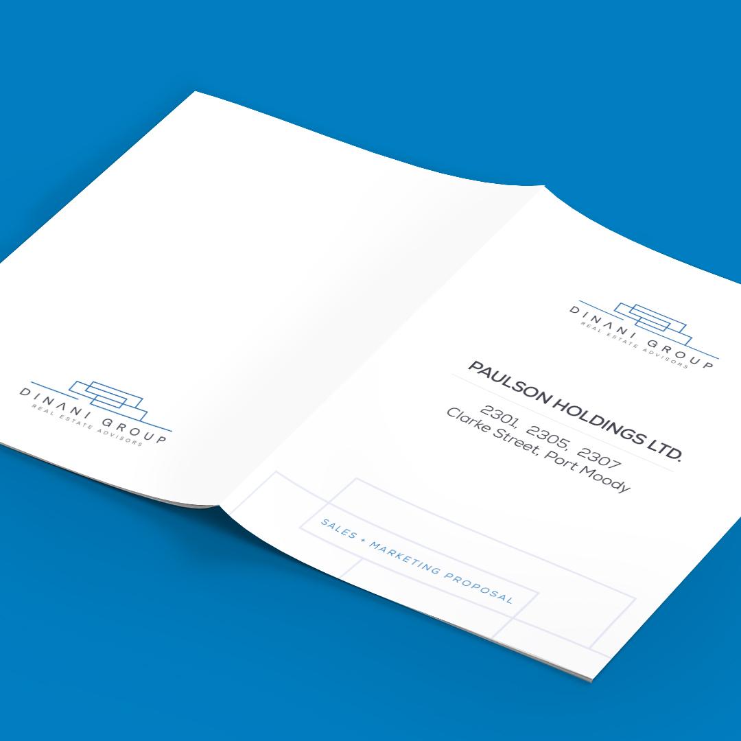 Sales & Marketing Proposal –Dinani Group