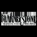 The Blarney Stone Logo (All Black)