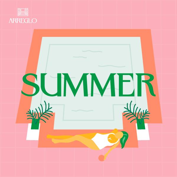 Summer - Arreglo Entertainment - Playlist