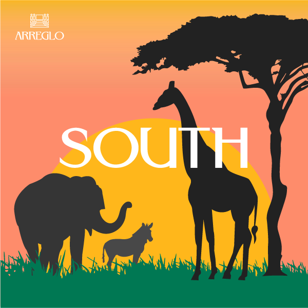 South - Arreglo Entertainment - Playlist